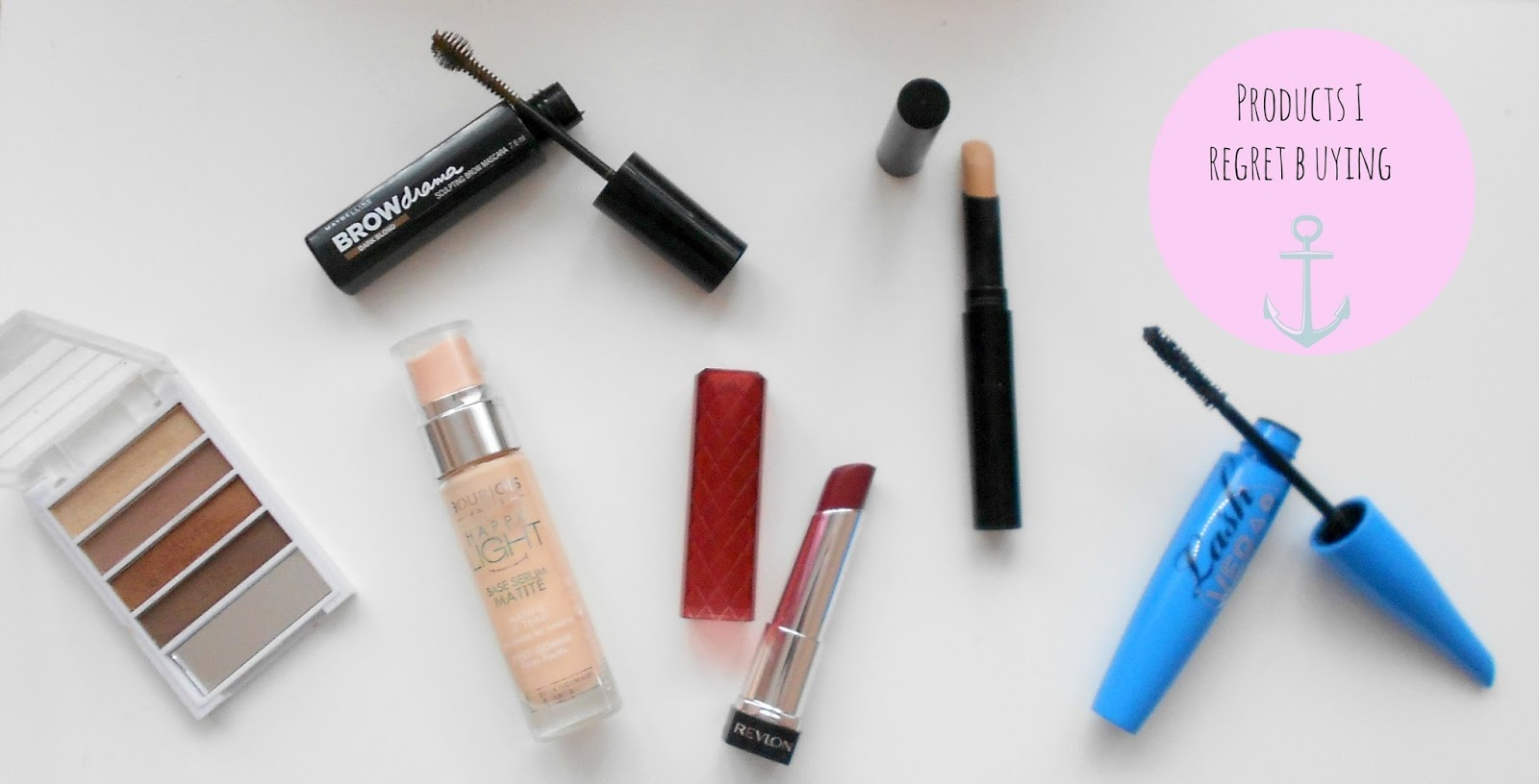 beauty blog uk products i regret buying not worth the hype