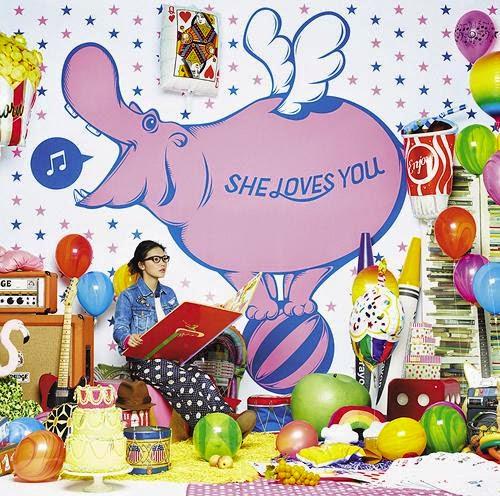 She Loves You – Yui Tribute Album (Album)