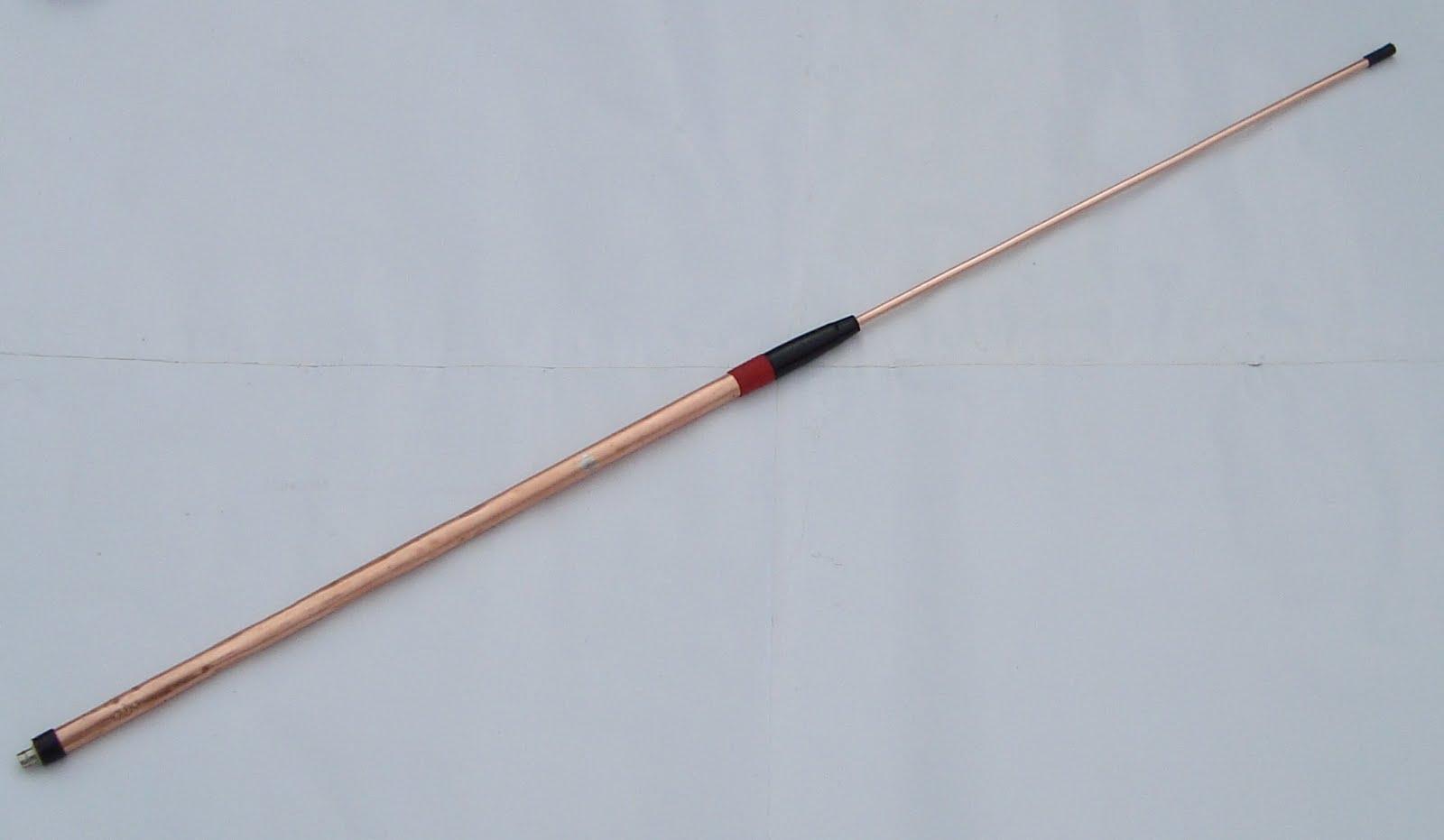 2M dipole antenna