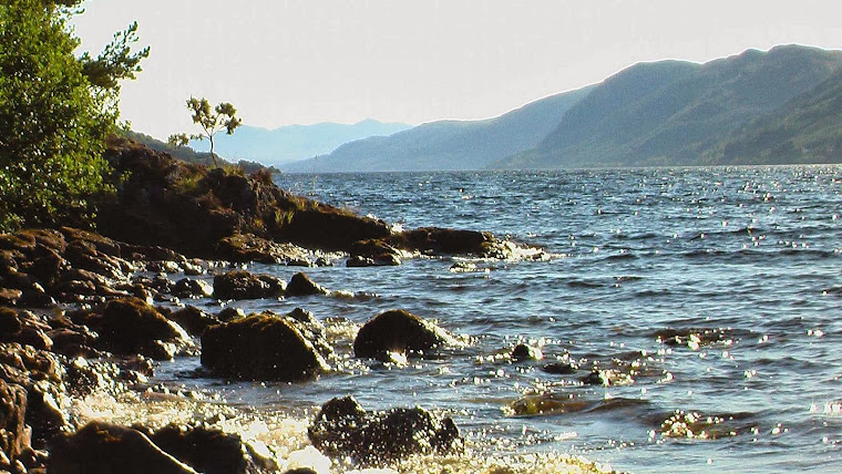 Camerons Cottage Diary Loch Ness