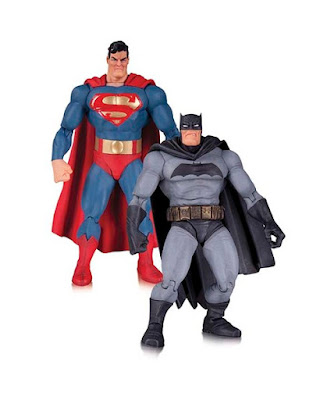 The Dark Knight Returns 30th Anniversary Superman & Batman Action Figure 2 Pack by DC Collectibles