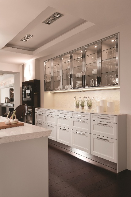 Kitchen and residential design siematic introduces the for Siematic kitchen design