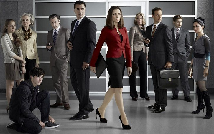 The Good Wife - Episode 6.08 - 6.09 - Press Releases