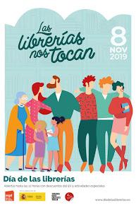 Día de las Librerías 2019. 8NOV