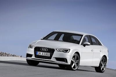 Audi A3 Sedan 2013 : Photos et infos officielles