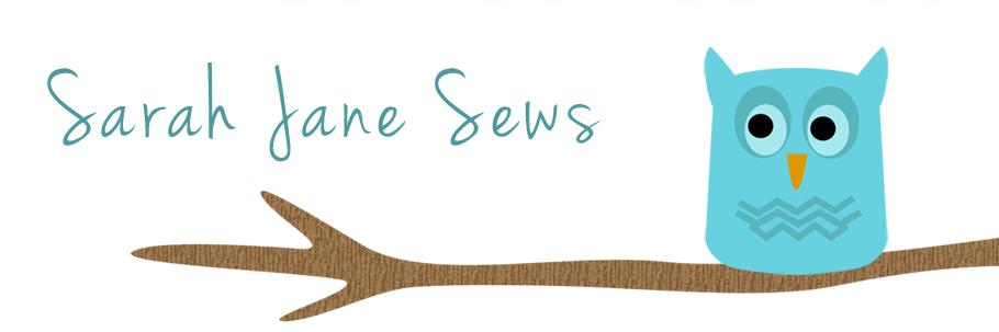 Sarah Jane Sews