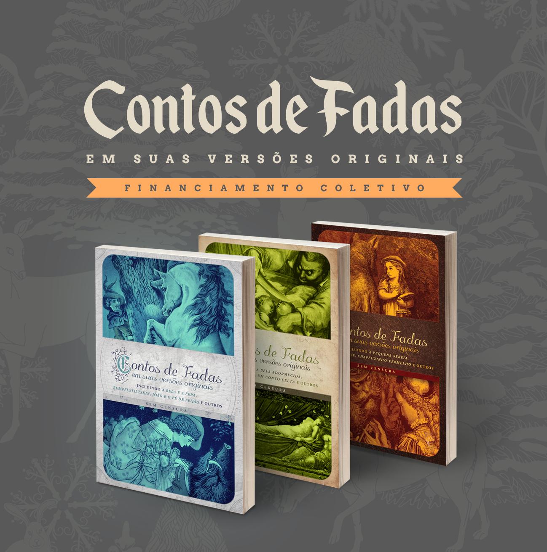 Você conhece os contos de fadas originais?