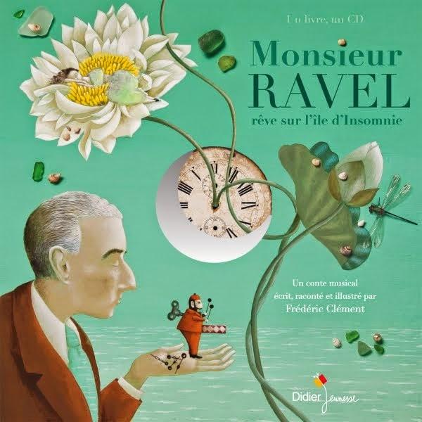 Monsieur Ravel rêve sur l'île d'insomnie