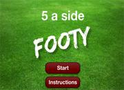 juegos de futbol 5 a side