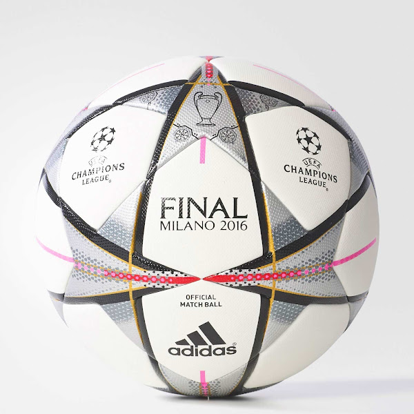 Here's the Adidas Champions League ball for 2016