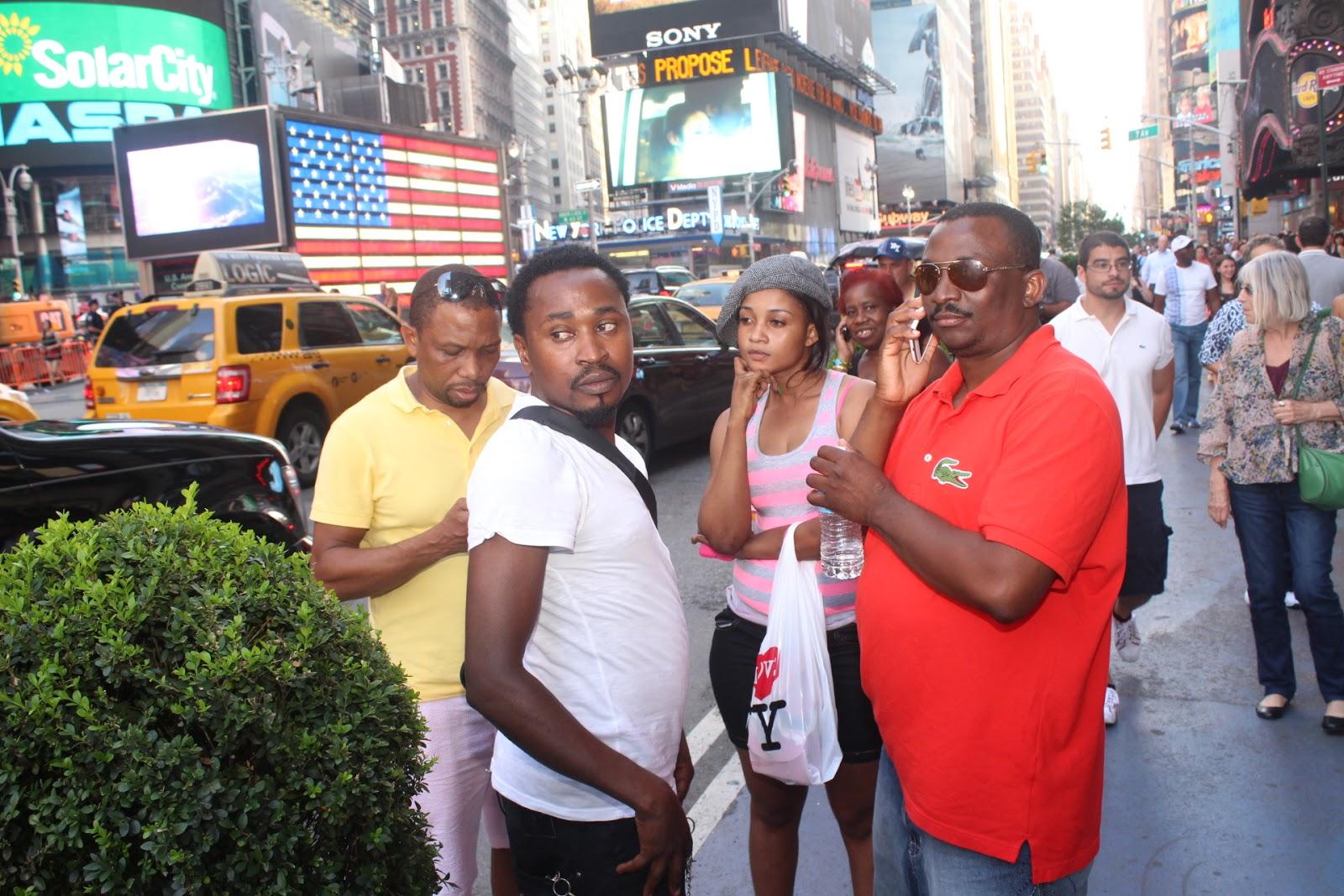 CHEKI PICHA 12 ZA MASANJA NA SHILOLE WALIZO PIGA JANA NEW YORK CITY