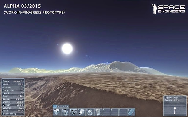 Space Engineers Planeten