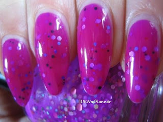 Pahlish Candy & RonniePahlish Candy & Ronnie
