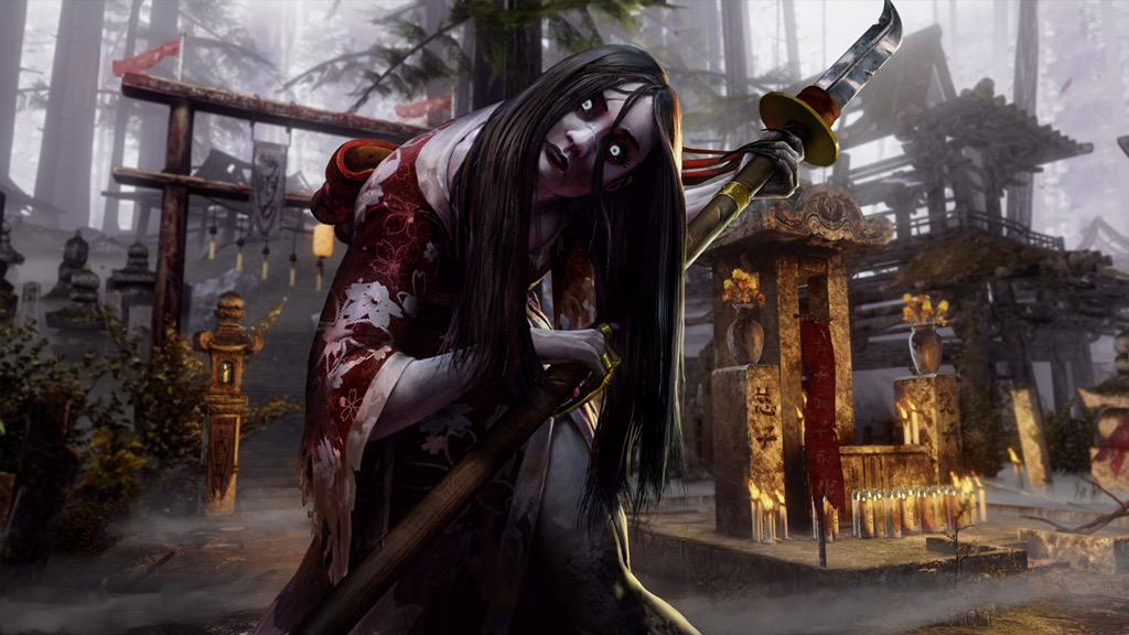 Hisako Enters The Ring in Killer Instinct - We Know Gamers