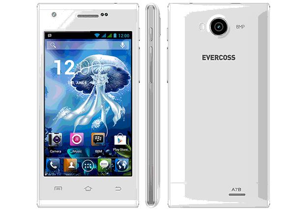 Spesifikasi Evercoss A7B, Smartphone Murah Terbaru Hanya Rp 925 Ribu