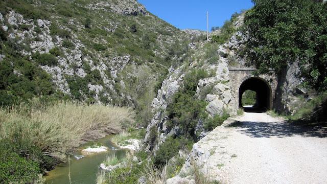 Racó del Duc. Túnel o mina de Morú