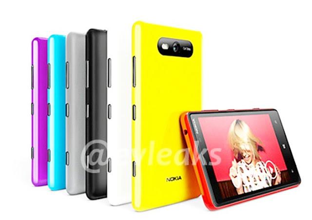 Nokia lumia 820 windows 8