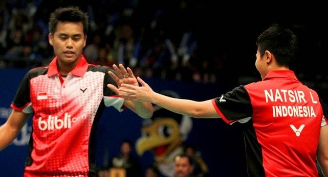 Tontowi Ahmad/Liliyana Natsir Tembus Final All England