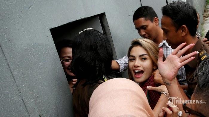 Nikita Mirzani Kembali Mendekam di Rumah Tahanan Pondok Bambu