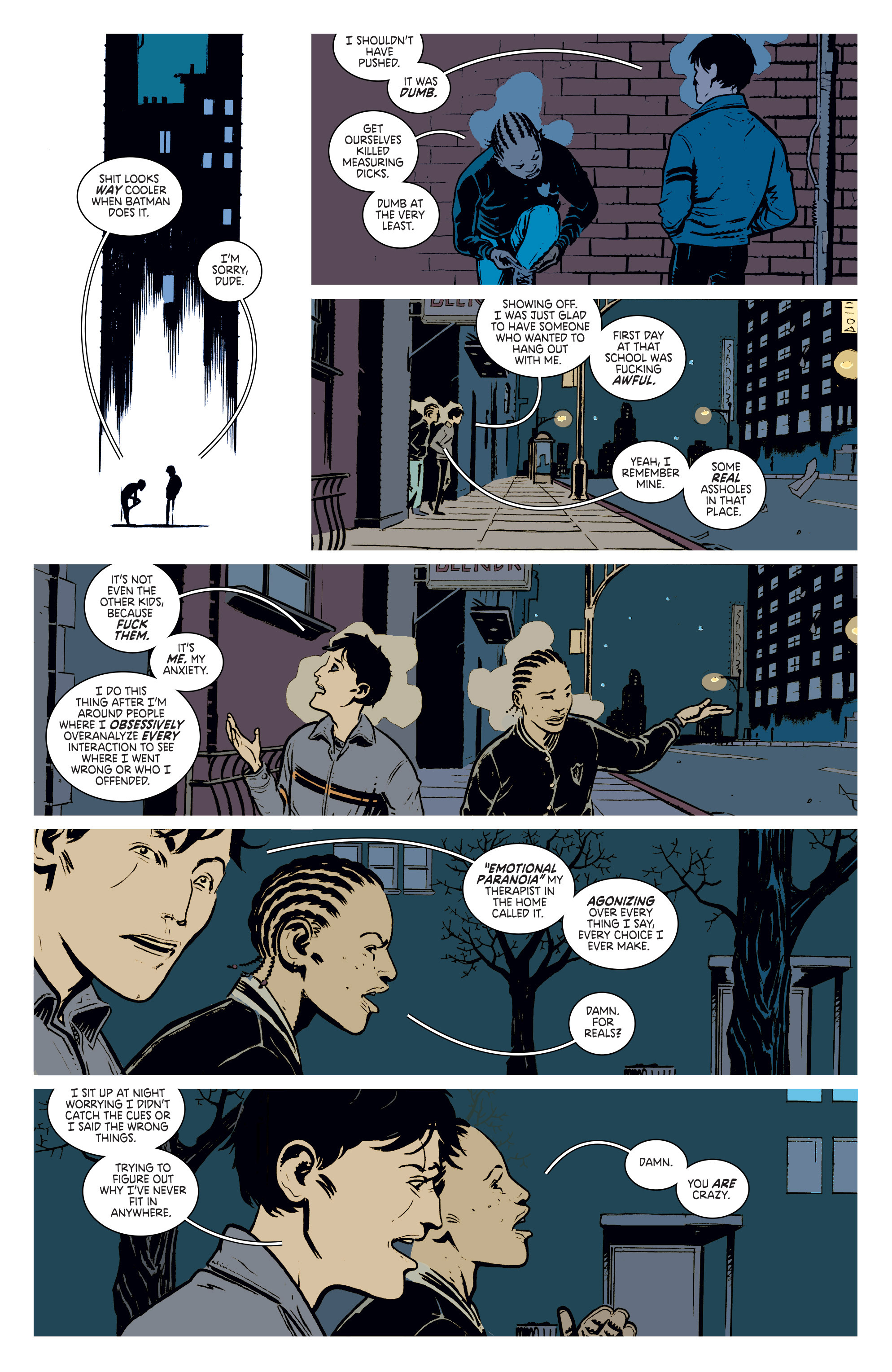 Read online Deadly Class comic -  Issue #3 - 8
