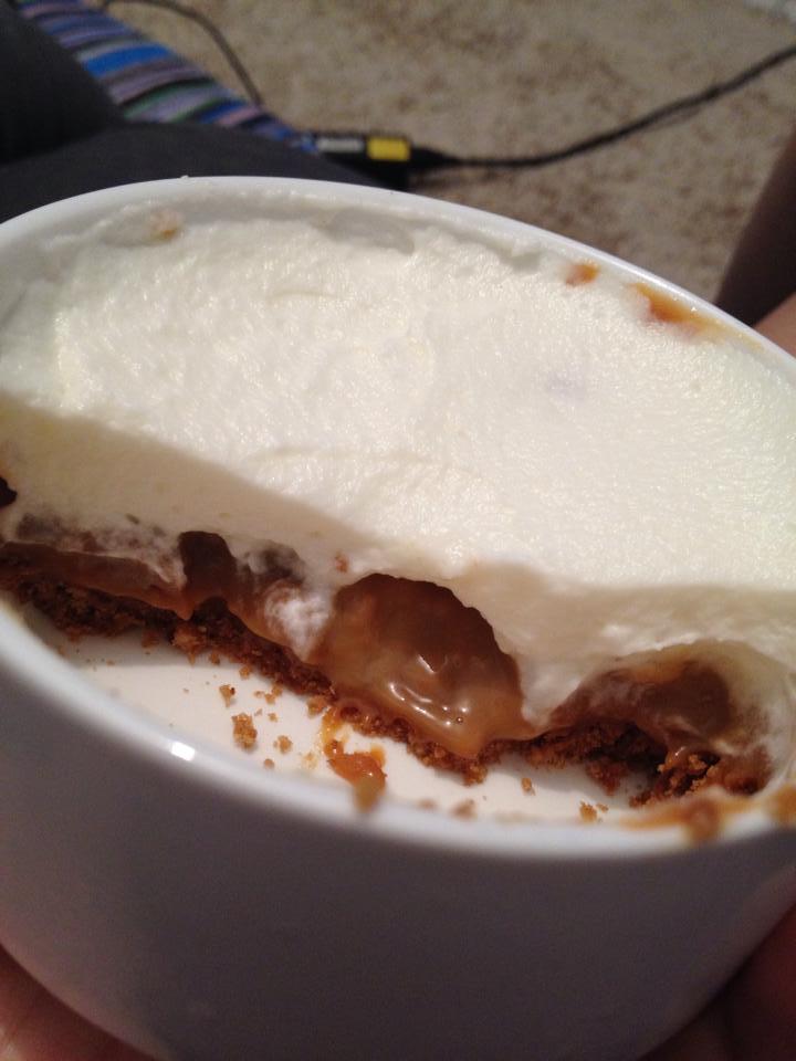 Banoffee pie recette facile rapide et délicieuse, parfaite pour le Ramadan