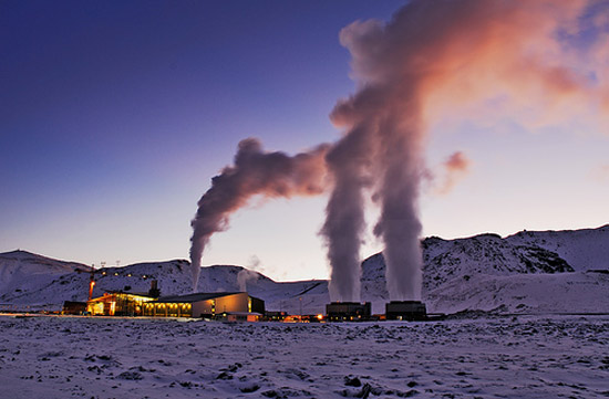The Carnot Engine Project: Geothermal