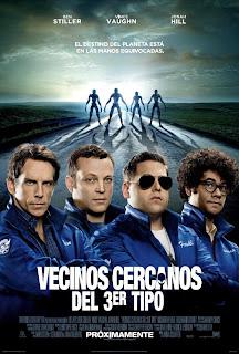 Ver Película Vecinos Cercanos del 3er Tipo Online Gratis (2012)