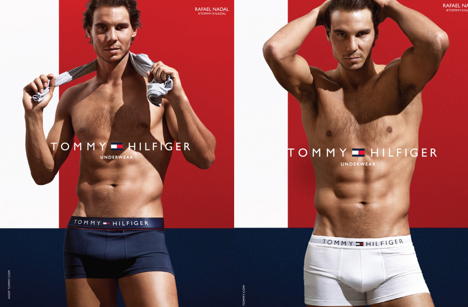Eniwhere Fashion - News on Fashion - Rafa Nadal and Tommy Hilfiger