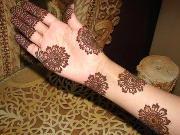 American Mehndi Designs
