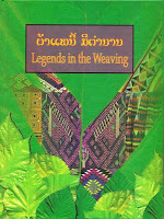 Lao book review - Legends in the Weaving by Dara Kanlaya