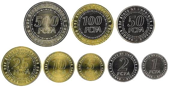 Resultado de imagen para comunidad financiera africana