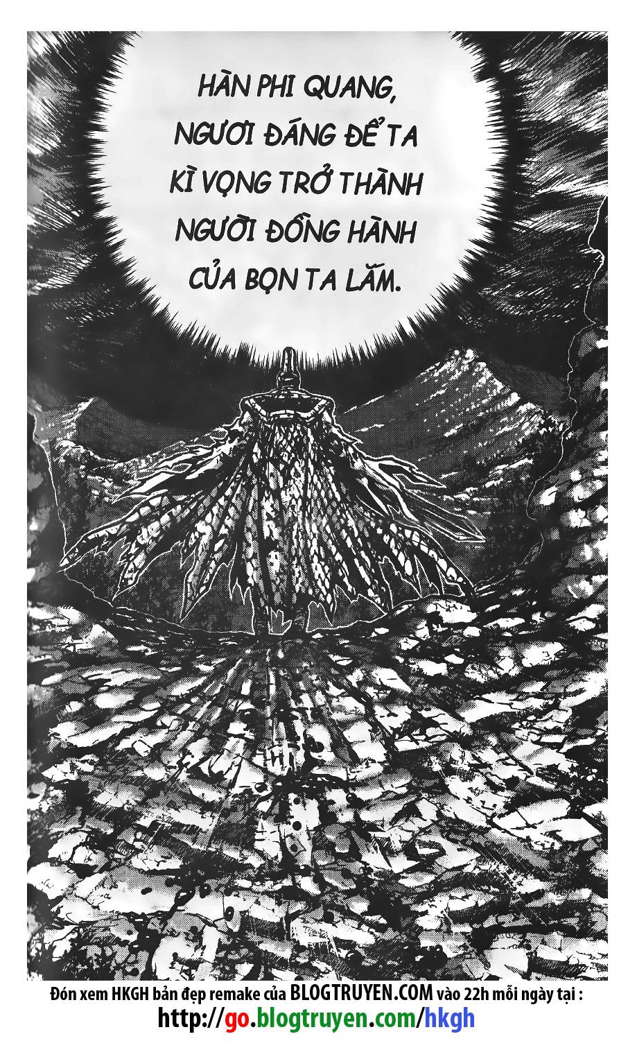 Hiệp Khách Giang Hồ chap 400 Trang 11 - Mangak.info