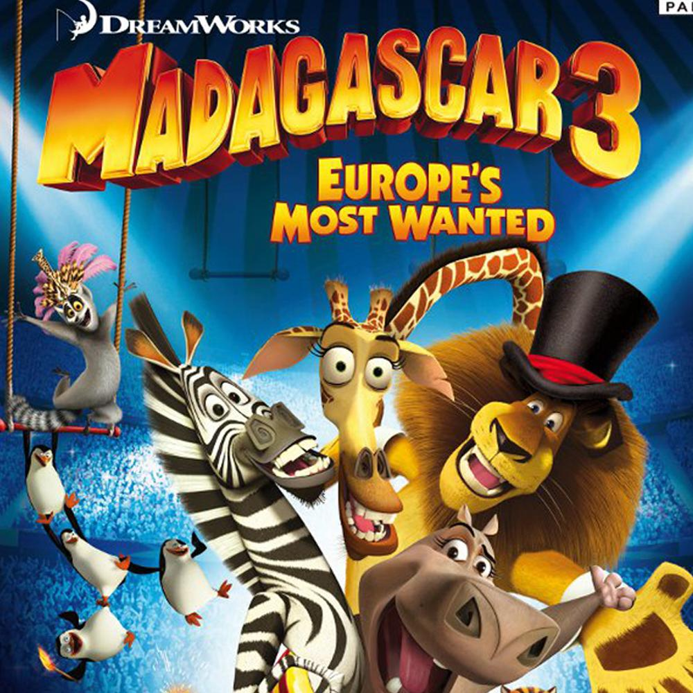 Madagascar 3:Europe's Most wanted - New …