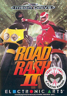 Road Rash 2, 3 full Crack Key