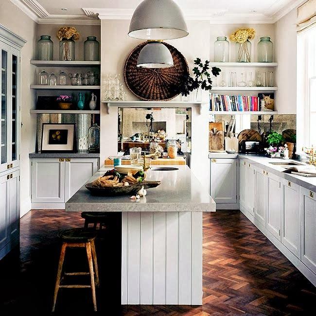 inspiring kitchens/lulu klein
