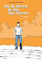 En la tierra de los Sin Tierra,Javier de Isusi,Astiberri  tienda de comics en México distrito federal, venta de comics en México df
