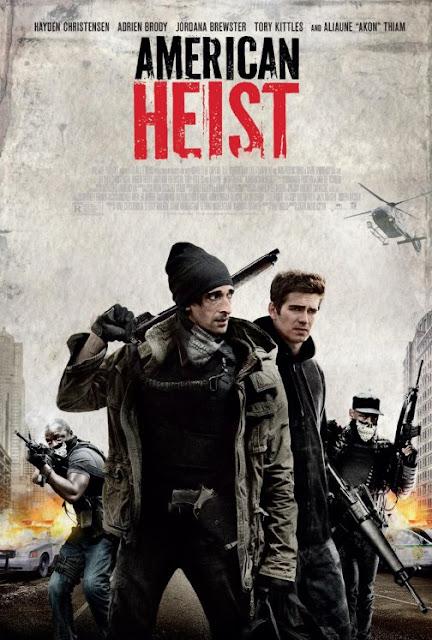 Sinopsis Film American Heist (Hayden Christensen, Jordana Brewster)