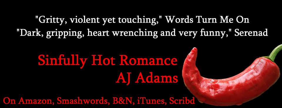 AJ Adams - Romance & Crime
