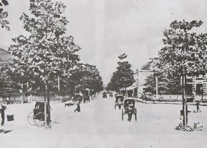 ถนนเจริญกรุงในอดีต