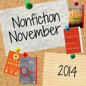 Non-Fiction November Logo