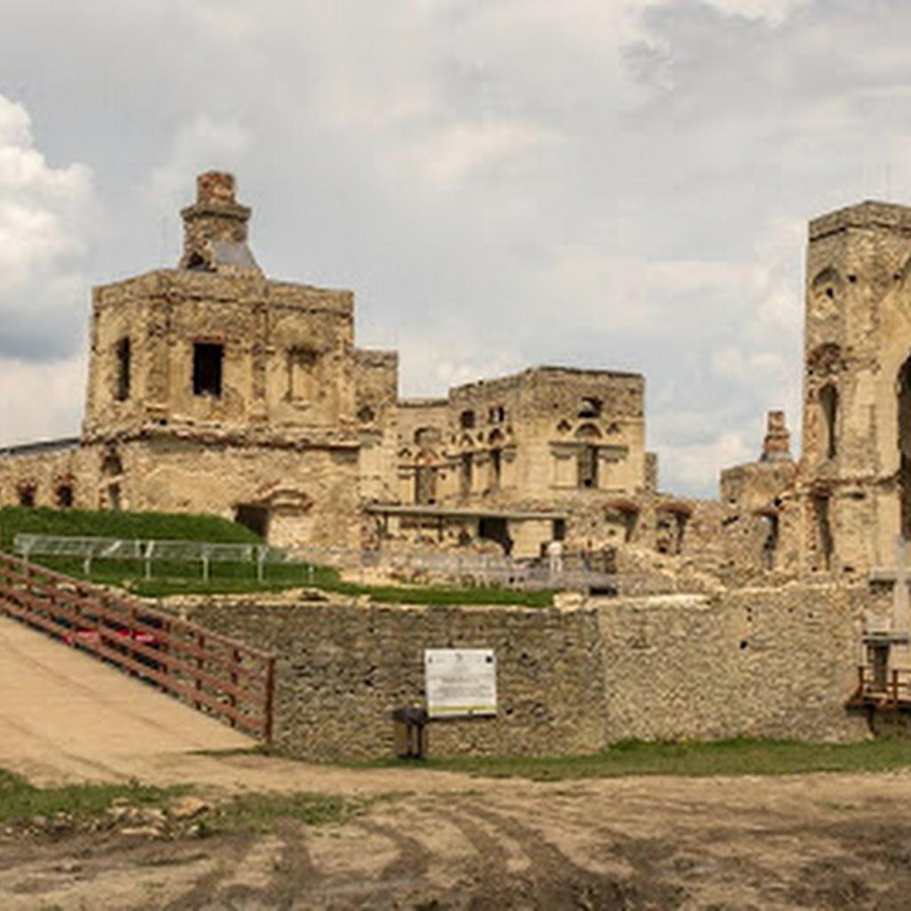 Zamek Krzyżtopór w Ujeździe - dzieło życia Krzysztofa Ossolińskiego