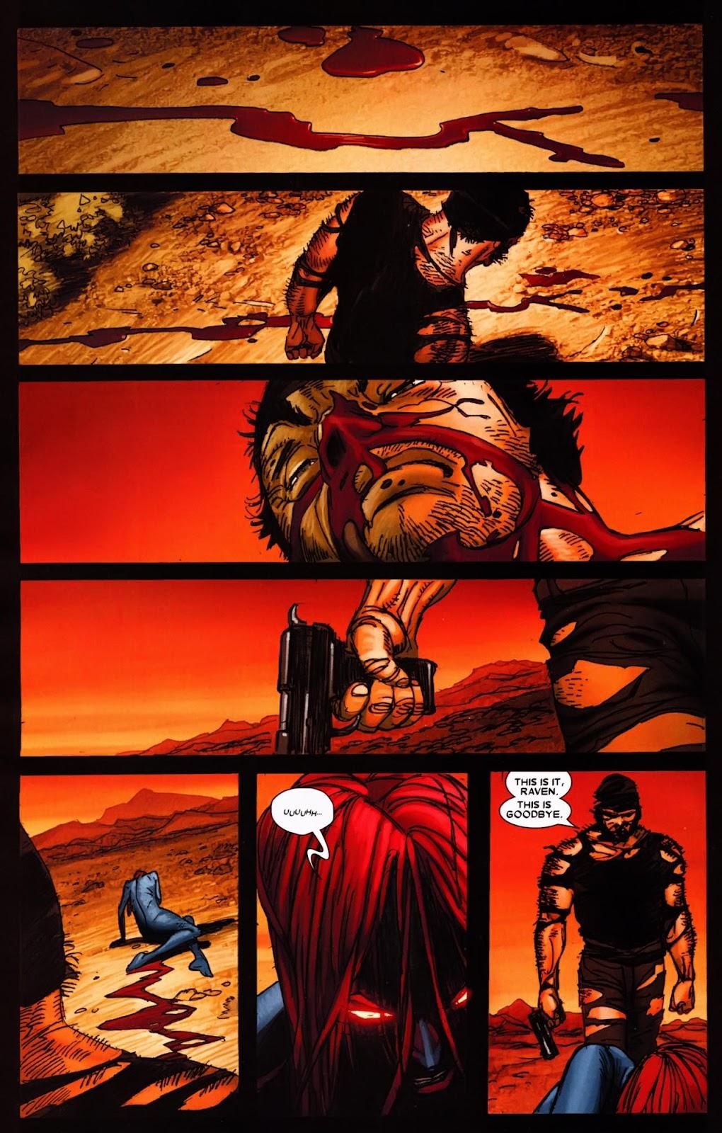 Read online Wolverine (2003) comic -  Issue #65 - 22