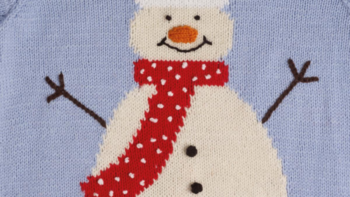 A Woolly Yarn: Christmas Jumper Patterns