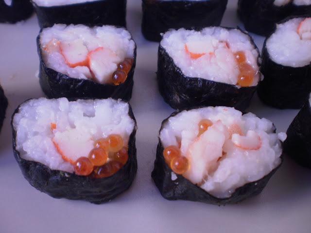 Recetas con surimi cocinar en casa es - Cocinar sushi facil ...