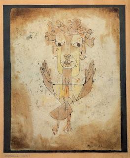 Ángelus Novus - Paul Klee