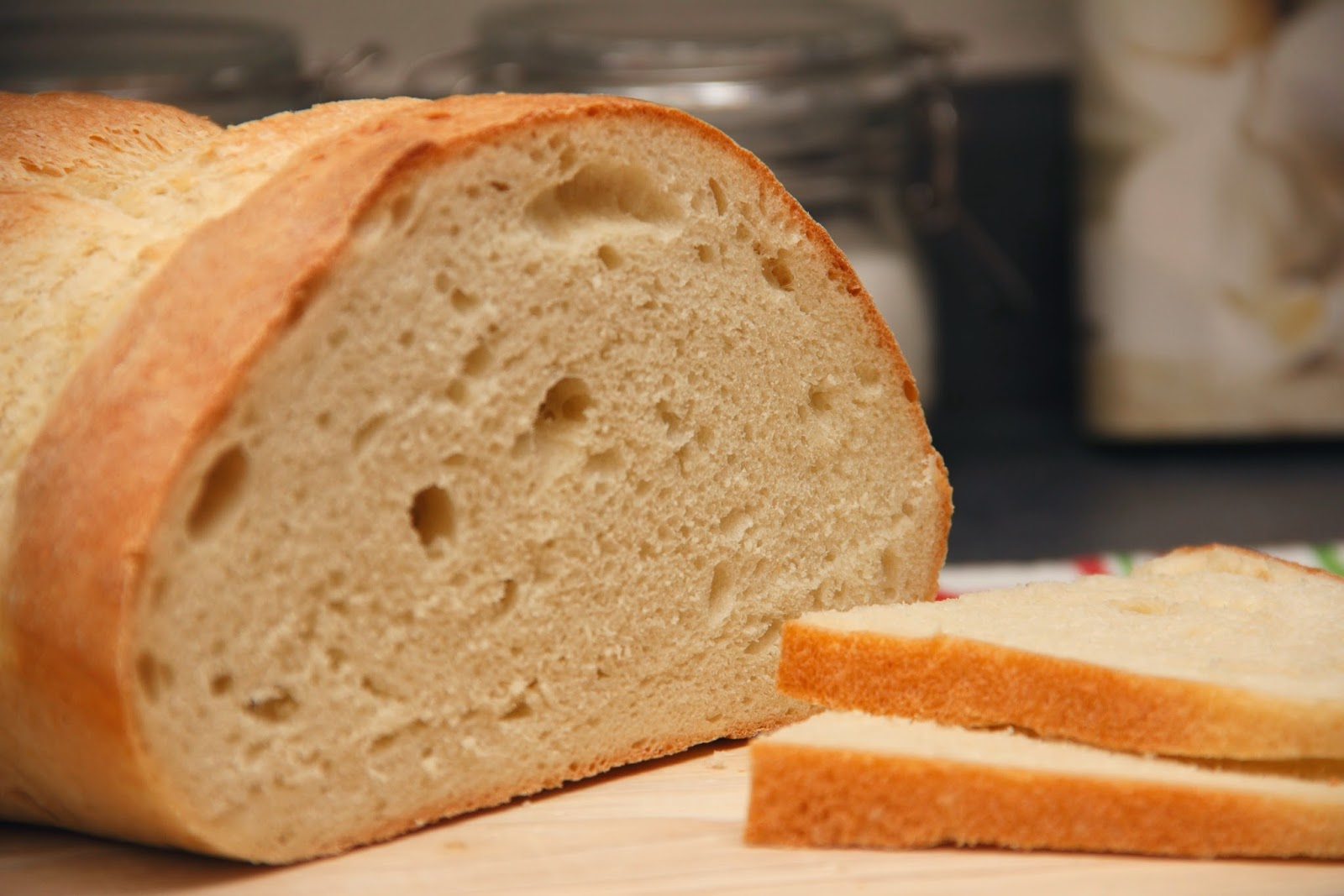 Artisan bread that tastes and smell like home