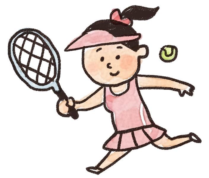 テニス フリー 画像 に対する画像結果