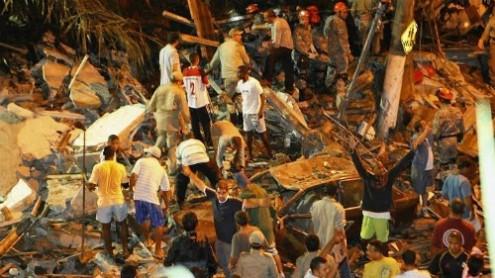Tregédia no Rio: buscas continuam na Comlurb e mais dois corpos são identificados