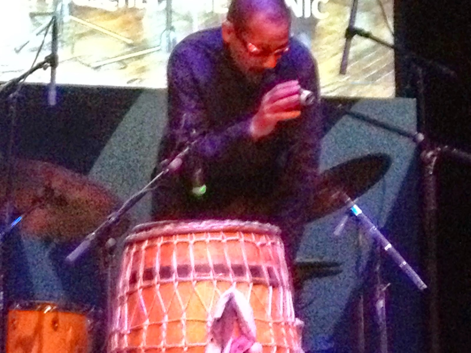 Sir Kahil EL Zabar Earth Drummer