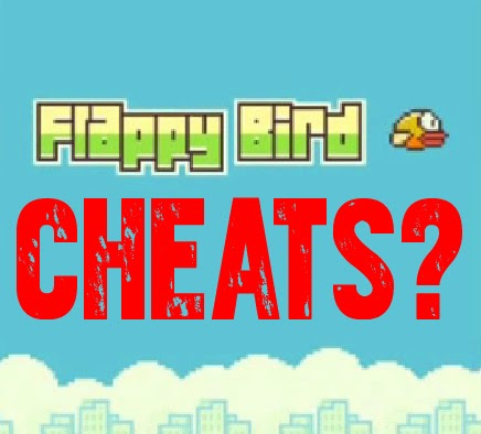 Flappy Bird Iphone and Android Cheat